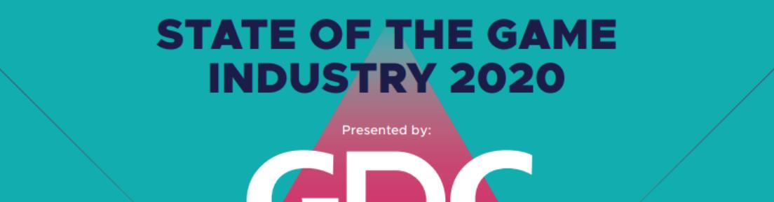 GDC 2020ゲーム業界の現状レポート