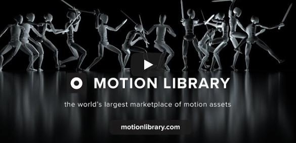 ロココ、世界最大のモーションキャプチャマーケットプレイスを公開