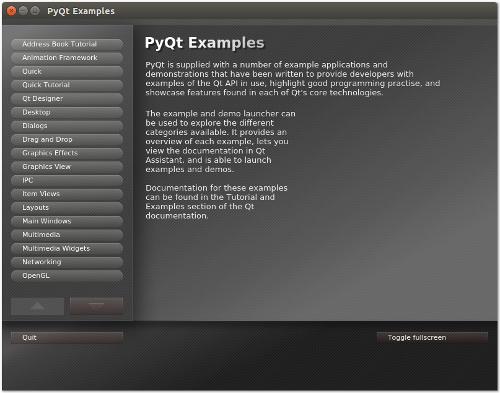 PyQtのサンプル集-PythonとQtでデスクトップアプリを作成する方法をすばやく学ぶ