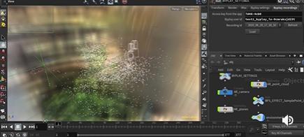 カメラトラッキングを使用してHoudiniにビデオを直接インポートできるARアプリ