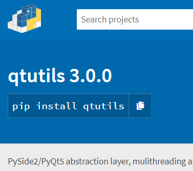 PythonスレッドからQtを安全に使用するための便利な関数