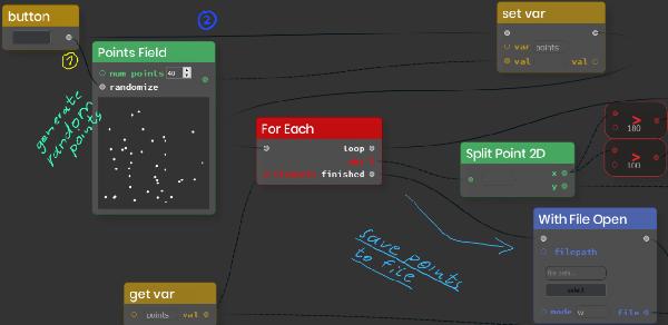 Python用の新しいフローベースのビジュアルスクリプト環境